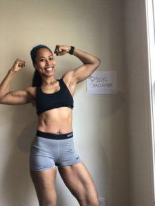 12 week fitness #250kchallenge completed!