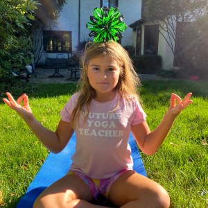 Yard Yoga