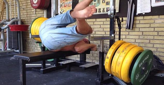 lifting fail