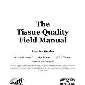 TQ field manual