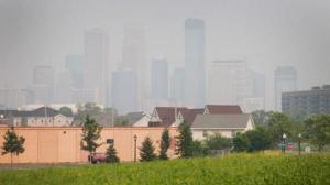 Smoggy Mpls