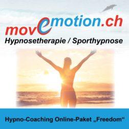 Hypno-Coaching Online-Paket Freedom