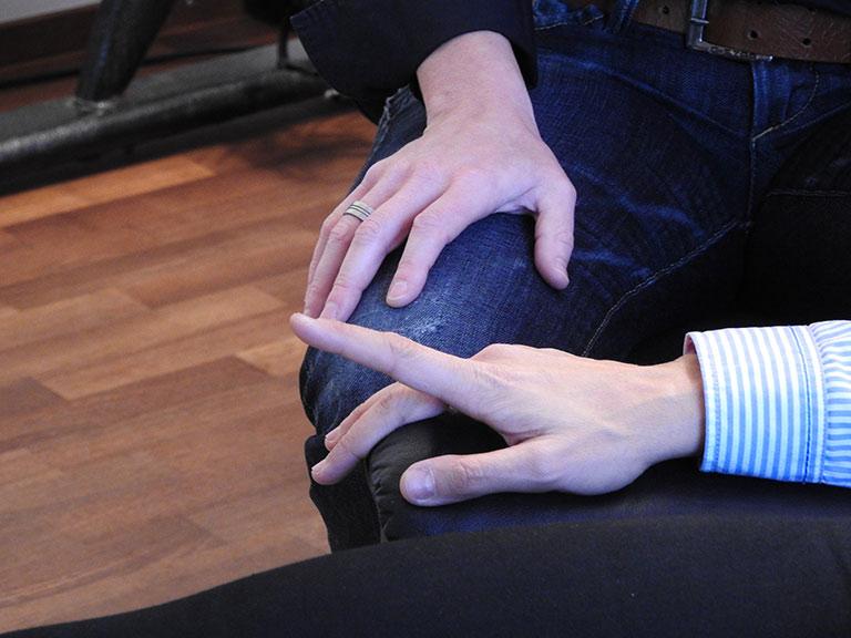Fingerzeichen - Simpson Protocol