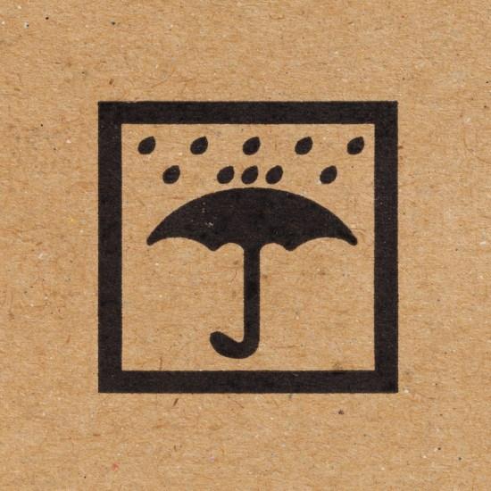Umziehen bei Regen