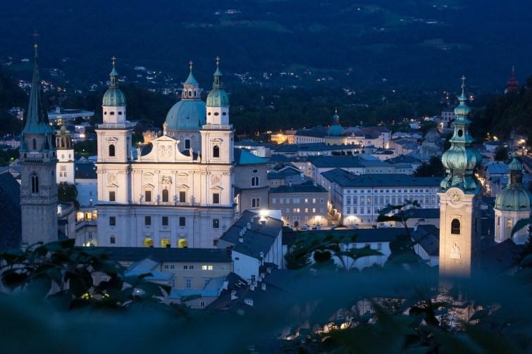 nach Salzburg ziehen