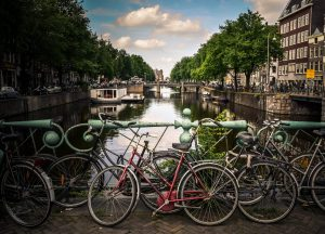 Amsterdam is one of the best cities in the world
