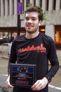 15k winner William McManus