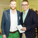 2015 honoree Andrew Kiley, a traumatic brain injury patient, with partner Matthew Knotts