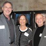 Scott Knox, Nancy Colucci and Bob Brockman
