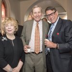 Barbara and Larry Kellar with Senator Bill Seitz