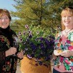 Susan Grier and Nancy Hopkins