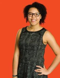 Scholarship winner Sydney Mantell