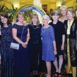 Event committee: Mary Hengelbrok, Frances Hoffman, Kim Heimbrock, Becky Timberlake, Barb Manyet, Helen Brewster, Bet Koeninger, El Frey and Anita Morris