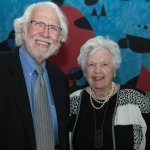Jim Rauth and Alice Weston
