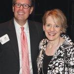 Jim Conway and Ellen van der Horst
