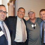 Tom Browning, Greg Miller, Mark Gordon and Joel Altman