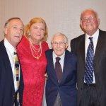 Greg Spahr, Dr. Cora Ogle, John Steele and Joe Glassmeyer