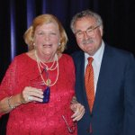 Dr. Cora Ogle and Bill Stakelin