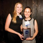 Center for Great Neighborhoods of Covington: Kate Esarey and Sarah Allen