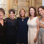 Hayley Englander, Abby Schwartz, Barbara Miller, Marcie Bachrach and Reagan Kuhn
