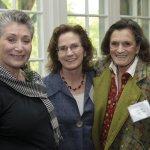 Barbara Gould, Dr. Dotty Shaffer, Darlene Anderson