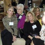 Joyce Elkus, Susan Tew, Nina Paul