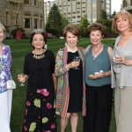 Diane Babcock, Kayla Springer, Nancy Lippincott, Alice Rogers Uhl and Barbara Brewer