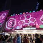 Lumenocity block party – after the lights came on