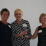 CCC Partner of the Year: Lindsey Lily, Virginia Braden, Laurie Wolsing