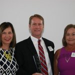 Head Start Partner of the Year: Marianne Schmidt-Hurst, Jay Wuest, Laurie Wolsing
