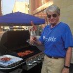 ProKids board president Tom Cuni