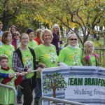 This year's Walk Ahead is expected to attract several thousand participants.