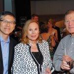 Jim Cheng, Alice Fegelman and Leo Munick
