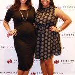 Tammi Bedolla and Lydia Jenkins, fashion show committee members