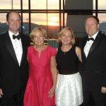 Kipp Kranbuhl, Dr. Kathryn Ann Weichert, Dr. Helen Kranbuhl Parsons and Dr. Matthew Parsons