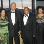 Dr. Lisa Nelson, Dr. Elbert Nelson, Ryan Nelson and Amie Nelson Major