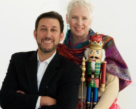 Scott Altman and Victoria Morgan