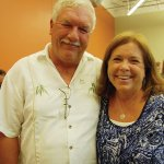 Honoree Donna Salmon and husband Bob