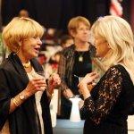 Linda Moeves and Theresa Flaherty