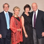James and Vivian Schwab with Shannon and Lee Carter