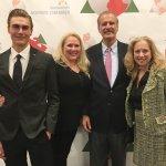 President Vicente Fox with Cincinnati relatives
