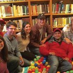The David Project works with Cincinnati Hillel on Israel advocacy.