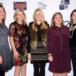 Co-chairs Jennifer Stuhlreyer, Jennifer Byer, Jen Bahl, Marissa Miller and Macy Hansen