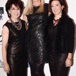 Rose Cristo, Irina Cristo and Dina Taylor