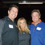 Steve Caminiti, Gina McCroby and Greg Anderson