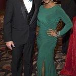 Michael Howard and Kristy Davis
