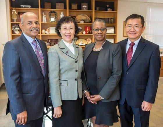 Dwight Tillery, Shuk-Mei Ho, Ph.D; Renee Mahaffey Harris; Jun Ying, Ph.D.