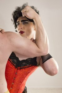 """""""Rocky Horror"""" opens this week at Warsaw Federal Incline Theater. Photo by Mikki Schaffner"""
