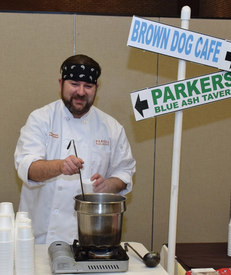 Chicken Soup Cook Off Dishes Out Fun Movers Makers