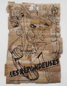 """Andrea Bowers, """"Les Répondeuses,"""" 2014"""